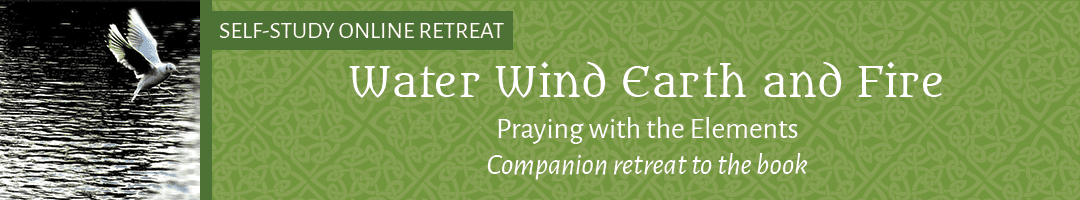 Water, Wind, Earth & Fire: <br>A Companion Retreat to the Book