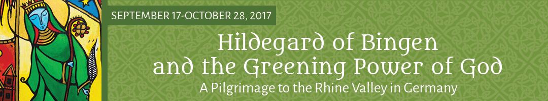 Creative Flourishing in the Heart of the Desert: <br> An Online Retreat with St. Hildegard of Bingen