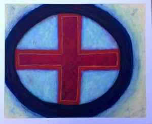 marcia chadly  Circled Cross 2014