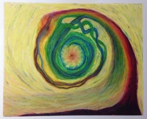 marcia chadly Life Spiral 2014