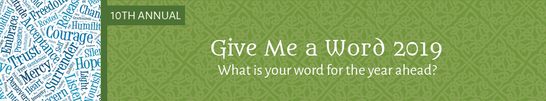 Give Me a Word 2019: Celebrating 10 Years!