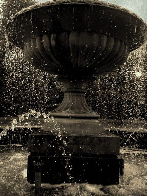 Fountain - Regent's Park