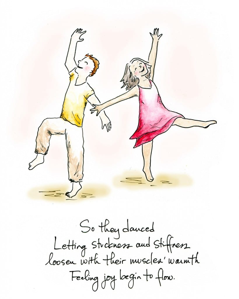 8 - DancingMonk