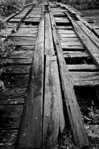 Fishing Bridge - DG Hollums