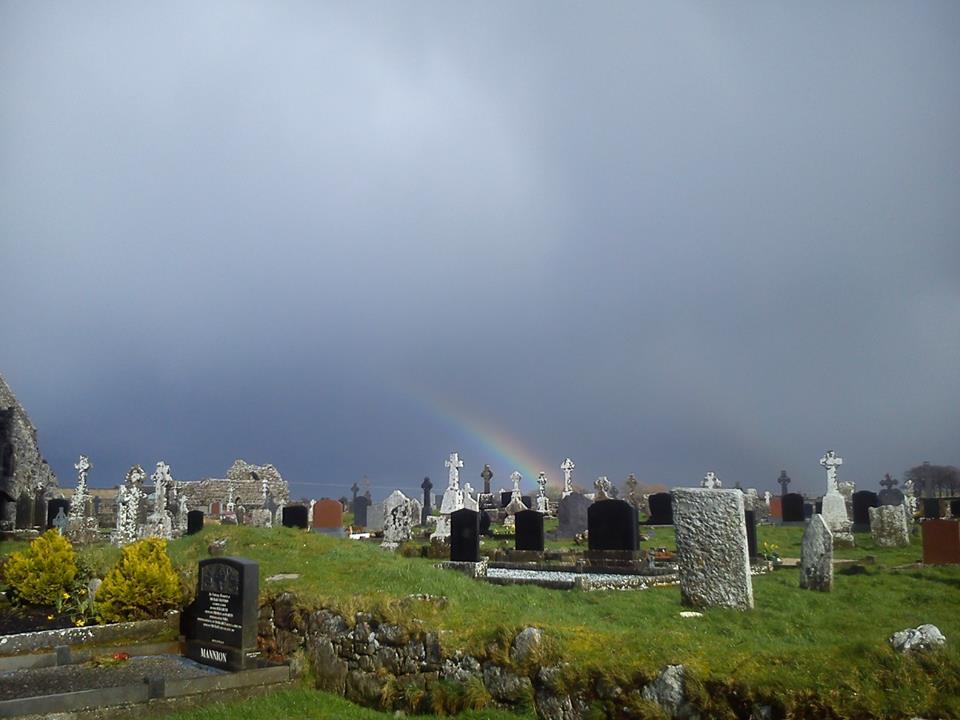 Kilmacduagh rainbow