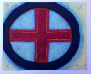 marcia chadly  Circled Cross 2014