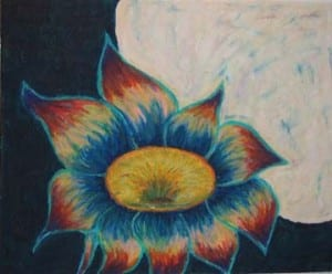 marcia chadly Moon Flower 2009 small