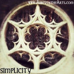 April 16 - Simplicity