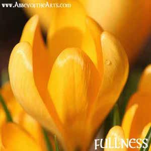 April 28 - Fullness
