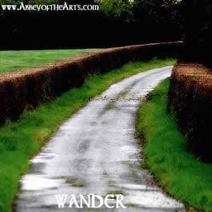 May 1 - Wander
