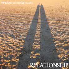 May 21 - Relationship