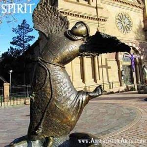 May 24 - Spirit