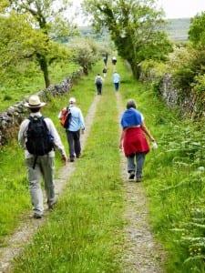 Rebecca Browne - pilgrimage in Ireland