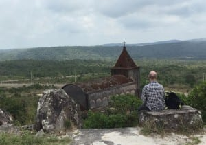 Monty Cambodia church