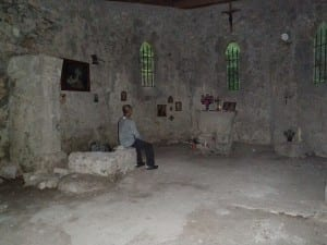 Monty SLO church