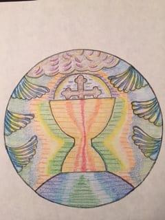 Euchartist Mandala
