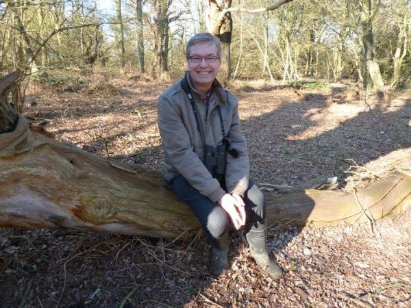 Phil Wood, Epping Forest, Essex