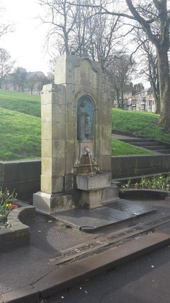 St Ann's Well, Buxton