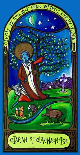 Ciaran of Clonmacnoise