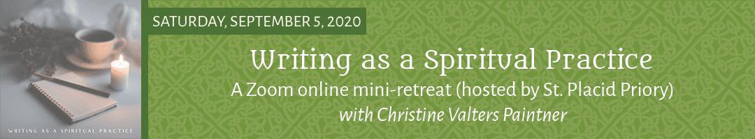 Writing as a Spiritual Practice