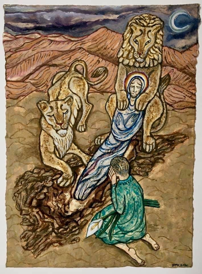 St Paul and the Lions