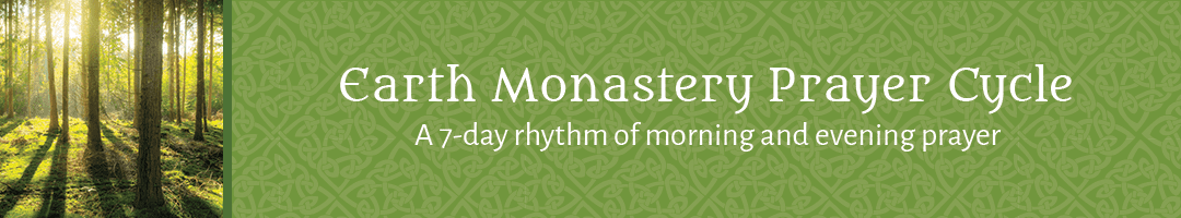 Earth Monastery Prayer Cycle ~ A Love Note from Your Online Abbess