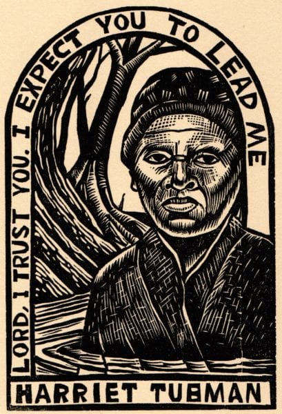 Monk in the World Podcast + Harriet Tubman Mysticism ~ A Love Note from Your Online Abbess
