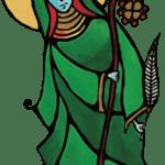 Hildegard of Bingen and the Greening Power of God
